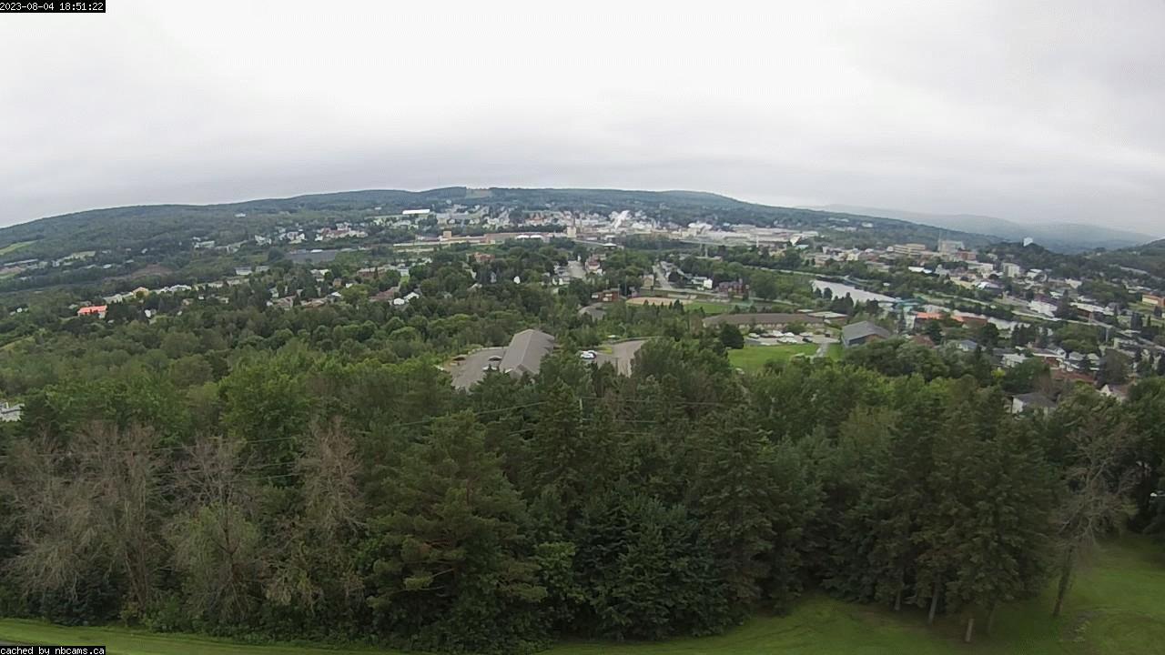 Web Cam image of Edmundston (UMCE)