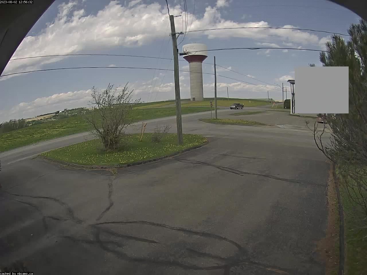Web Cam image of Grand Falls