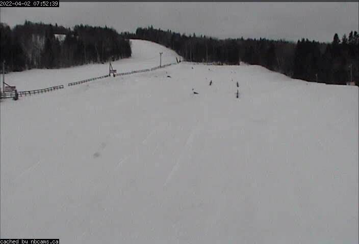 Web Cam image of Edmundston (Mont Farlagne)