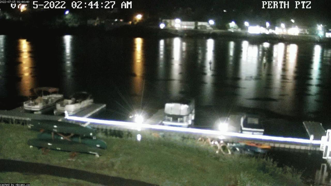 Web Cam image of Perth-Andover
