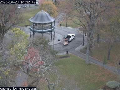 Web Cam image of Saint John (King's Square)